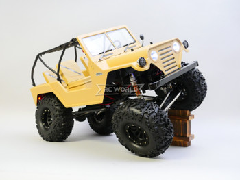rc truck jeep warrior waterproof
