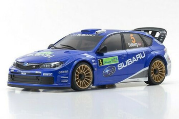 Kyosho RC Mini Z SUBARU IMPREZA WRC 2008