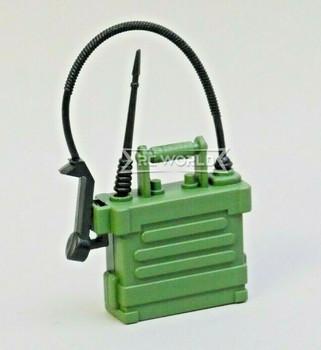 RC 1/10 Scale PHONE Military Field Radio Satellite Phone