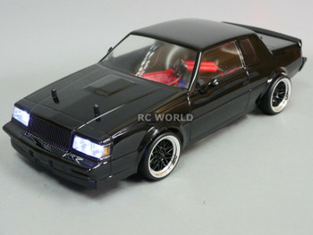 1/10 BODY Shell BUICK GRAND NATIONAL 200mm *Clear*