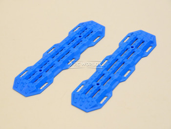 RC Scale RECOVERY RAMPS Extraction LADDER V2 BLUE