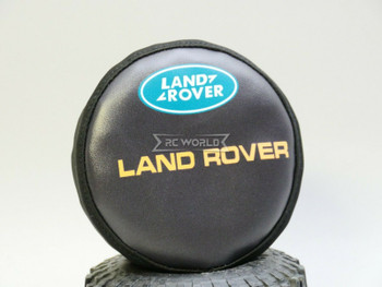1/10 Land Rover Spare Tire Cover For Trucks 110mm