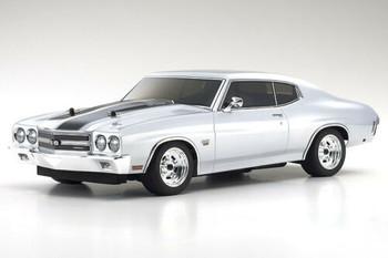 Kyosho 1/10 1970 CHEVELLE SS 454 LS6 Cortez Silver