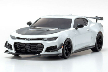 Kyosho RC Mini Z Chevy CAMARO ZL1 RWD W/ LED WHITE -RTR-