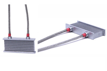 1/10 RC Front Intercooler Radiator Top Stainless Lines