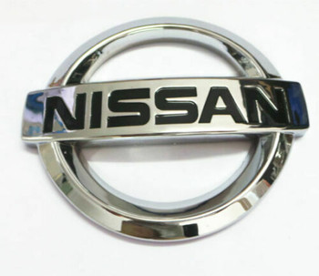 NISSAN  1/10 3D BADGE High Detail For RC Bodies (2pcs)