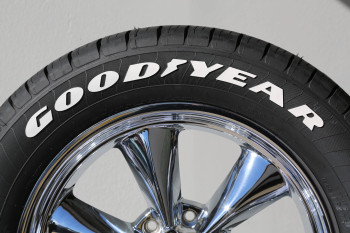 1/10 Scale Tire Decal Goodyear Tires