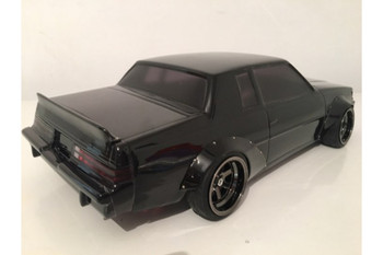 1/10 BODY Shell BUICK GRAND NATIONAL + Wide Body Kit  *Clear*