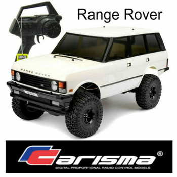1/10 Land Rover 1981 RANGE ROVER Scale RC TRUCK Crawler 4x4 RTR