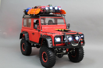 rc truck defender 90 expedition