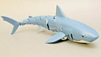 RC SHARK Great White SHARK Pool Toy 2.4ghz-