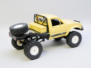 RC 1/16 Truck TOYOTA Pick Up No Bed  4X4 RC Rock Crawler