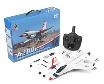 rc micro jet f-16
