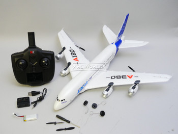 RC Airbus A380 Electric Micro Airplane