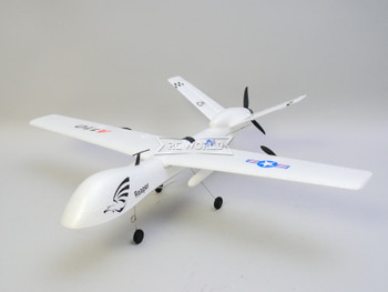 RC Spy Drone REAPER Electric Micro Airplane 3 Channel 2.4GHZ -RTF-