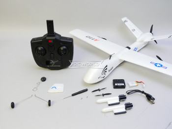 RC Spy Drone REAPER Electric Micro Airplane