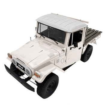 RC 1/16 Truck TOYOTA FJ40 Pick Up 4X4 RC Rock Crawler *KIT* -WHITE-