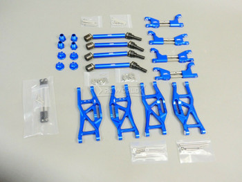 GPM For Traxxas Maxx 4S Wide Suspension