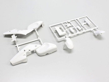 Kyosho HOR Bike Parts Tank & Rear Cowl Set(RGV)  Set #GP102