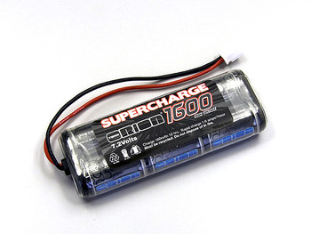 Kyosho HOR Bike BATTERY PACK 1600MAH 7.2v Micro Plug Orion Supercharge