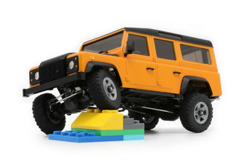 Orlandoo RC 1/32 Micro LAND ROVER DEFENDER 110 4X4 Rock Crawler Truck -KIT-