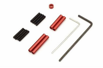 Kyosho Part Mini Z 4x4 MXW001R Aluminum Link Rod Set WB110mm