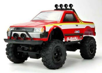 RC 1/24 Mini SUBARU BRAT 4WD Truck 2.4ghz -RTR-