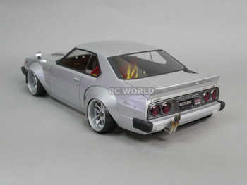 Rc Nissan Skyline Drift Turbo Charger.