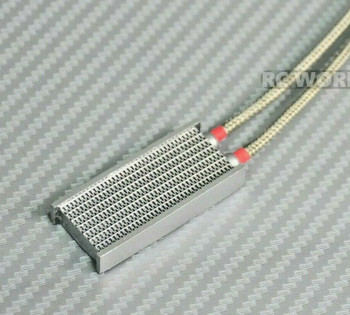 1/10 RC Front Intercooler Radiator Side Stainless Lines large
