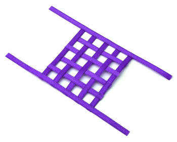 1/10 RC Scale Window Net Mesh Small PURPLE