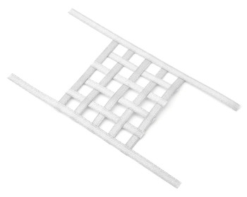 1/10 RC Scale Window Net Mesh Small WHITE