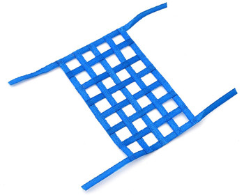 1/10 RC Scale Window Net Mesh Large BLUE