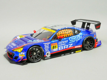 brz wide body rc drift car