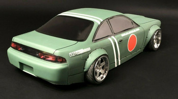 RC  Body NISSAN S14 Boss 510