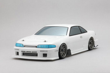 Yokomo 1/10 RC Car Body NISSAN S14 Silvia 1093  SD-1093B