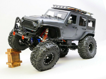 RC Custom Built Jeep Wrangler Rubicon 2.2 Truck