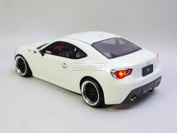 RC 1/10 Drift TOYOTA 86  White