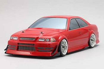 Yokomo 1/10 RC Car Body TEAM 22 FNATZ JZX100 Mark 2 #SD-SDB