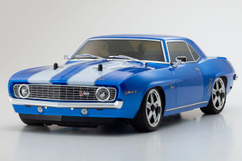 Kyosho 1/10 RC Body Shell 1969 CAMARO Z/28 -CLEAR-