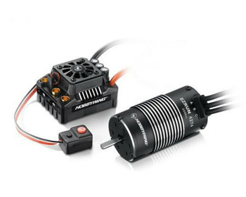 Hobby Wing EZRun Max8 Waterproof Brushless ESC/Motor Combo 2600kV w/Program Box
