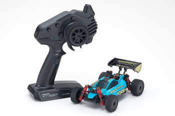 Kyosho RC Mini Z BUGGY Optima Mid Turbo 4WD -RTR- BLUE 32091EGBK
