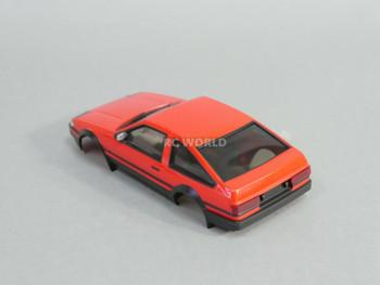 1/28 Mini Body TOYOTA COROLLA Sprinter TRUENO -RED-