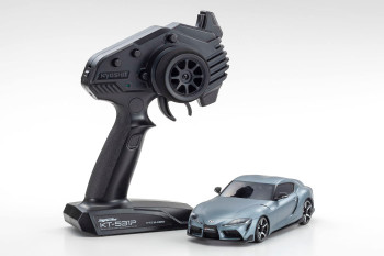 Kyosho RC Mini Z Toyota Supra Drift AWD Gray 32619GM