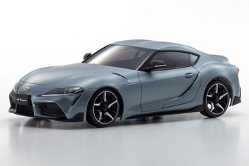 Kyosho RC Mini Z Toyota Supra Drift AWD  -RTR- Gray 32619GM