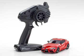 Kyosho RC Mini Z Toyota Supra Drift  RED