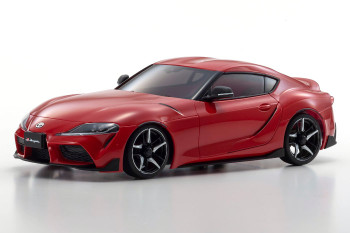 Kyosho RC Mini Z Toyota Supra Drift AWD  -RTR- RED 32619R