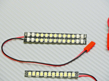 For Traxxas CREE LED LIGHT BAR Set Low Profile Extremely Bright w/ Controller