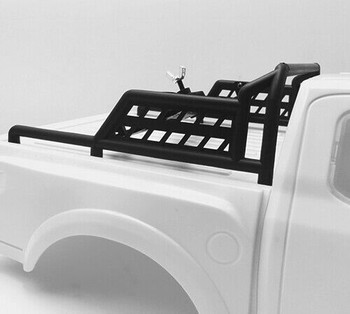 Scale Truck Bed NERF BARS Pick Up Bed Spare Tire Holder