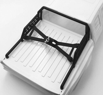 1/10 Scale Truck Bed NERF BARS Pick Up Bed Spare Tire Holder