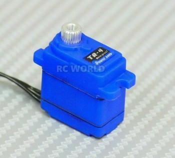 Power HD Micro Servo METAL Gear Waterproof TR-4
